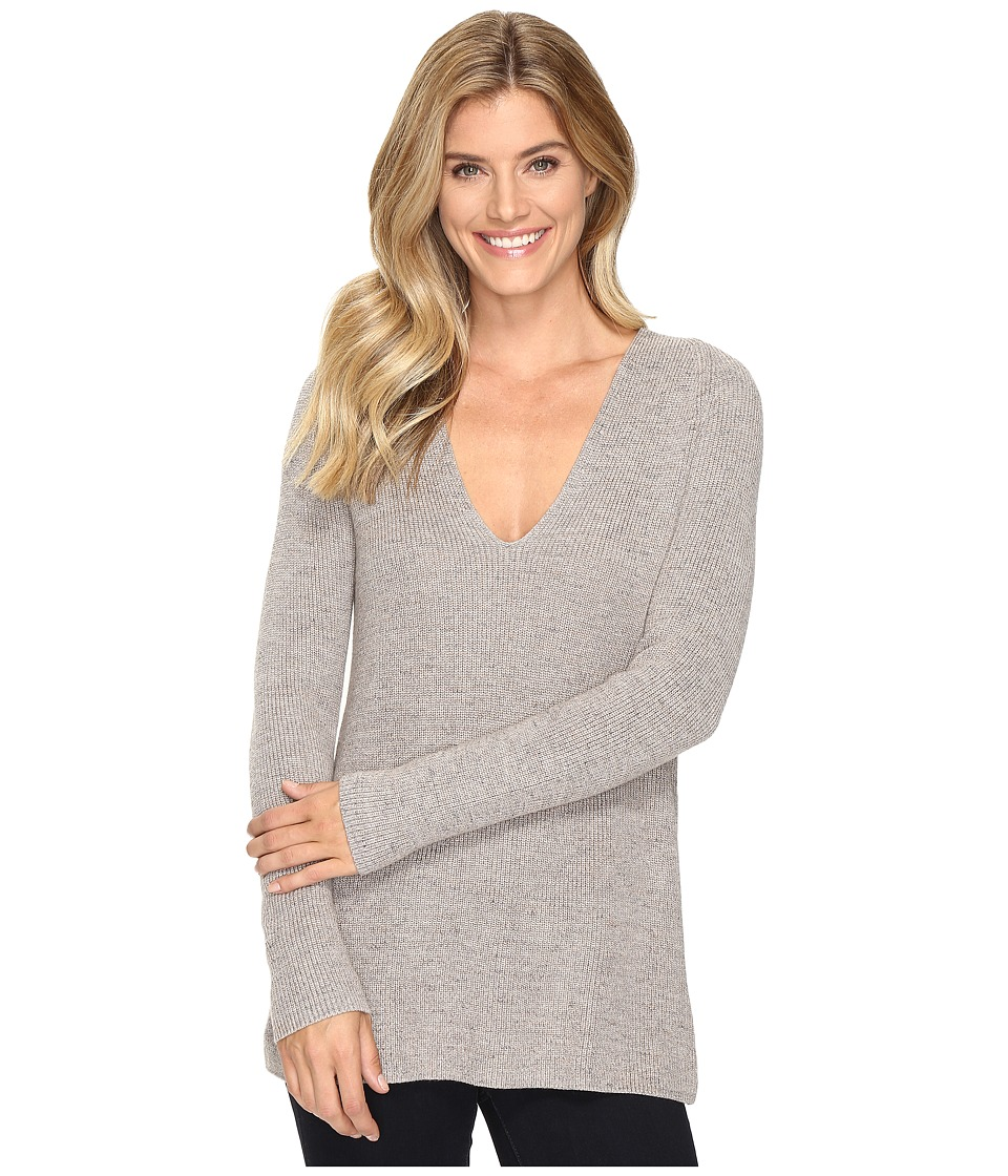 NIC+ZOE - Everyday Mix Top (Neutral Mix) Women's Sweater