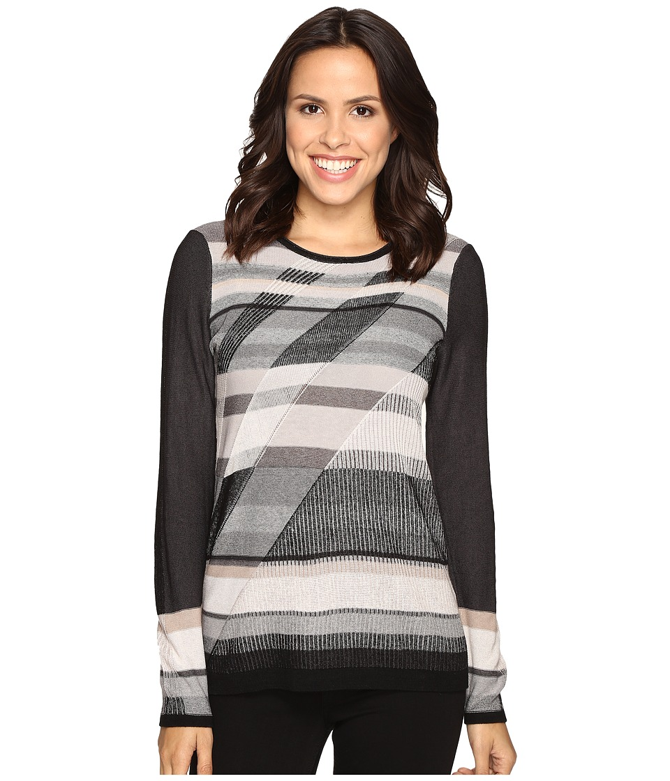 NIC+ZOE - Spellbound Top (Multi) Women's Sweater