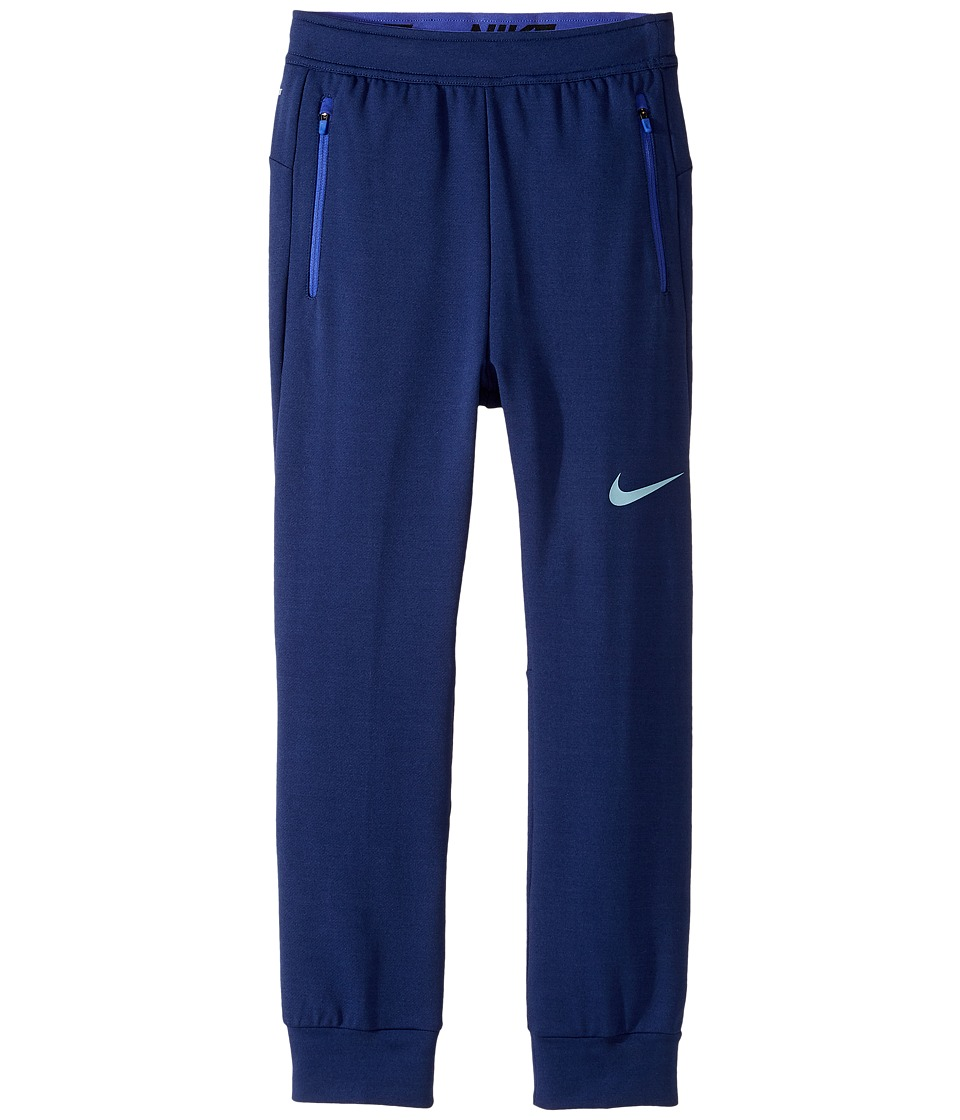 Nike Kids - Dry Training Pant (Little Kids/Big Kids) (Binary Blue/Deep Night) Boy's Casual Pants