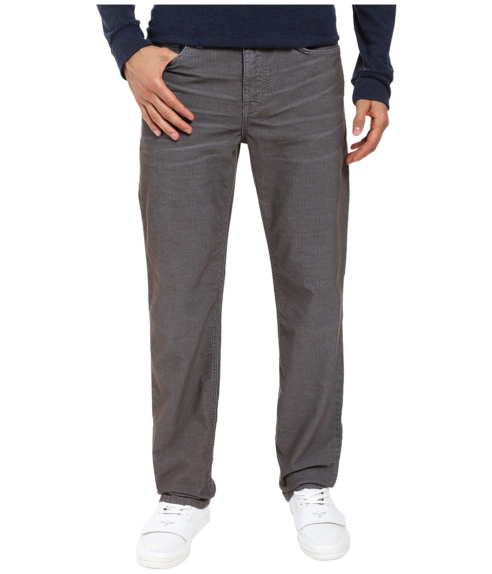 Joe's Jeans - Brixton Straight Narrow Corduroy (Anthracite) Men's Jeans