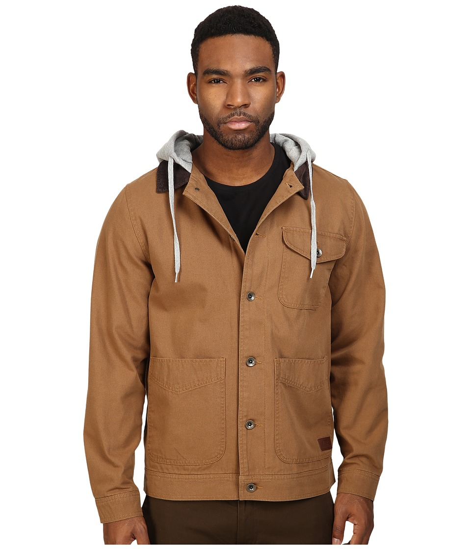 Vans - Prentice Jacket (Rubber) Men's Coat