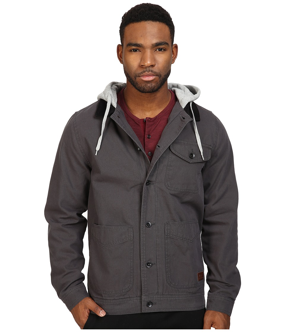 Vans - Prentice Jacket (New Charcoal) Men's Coat