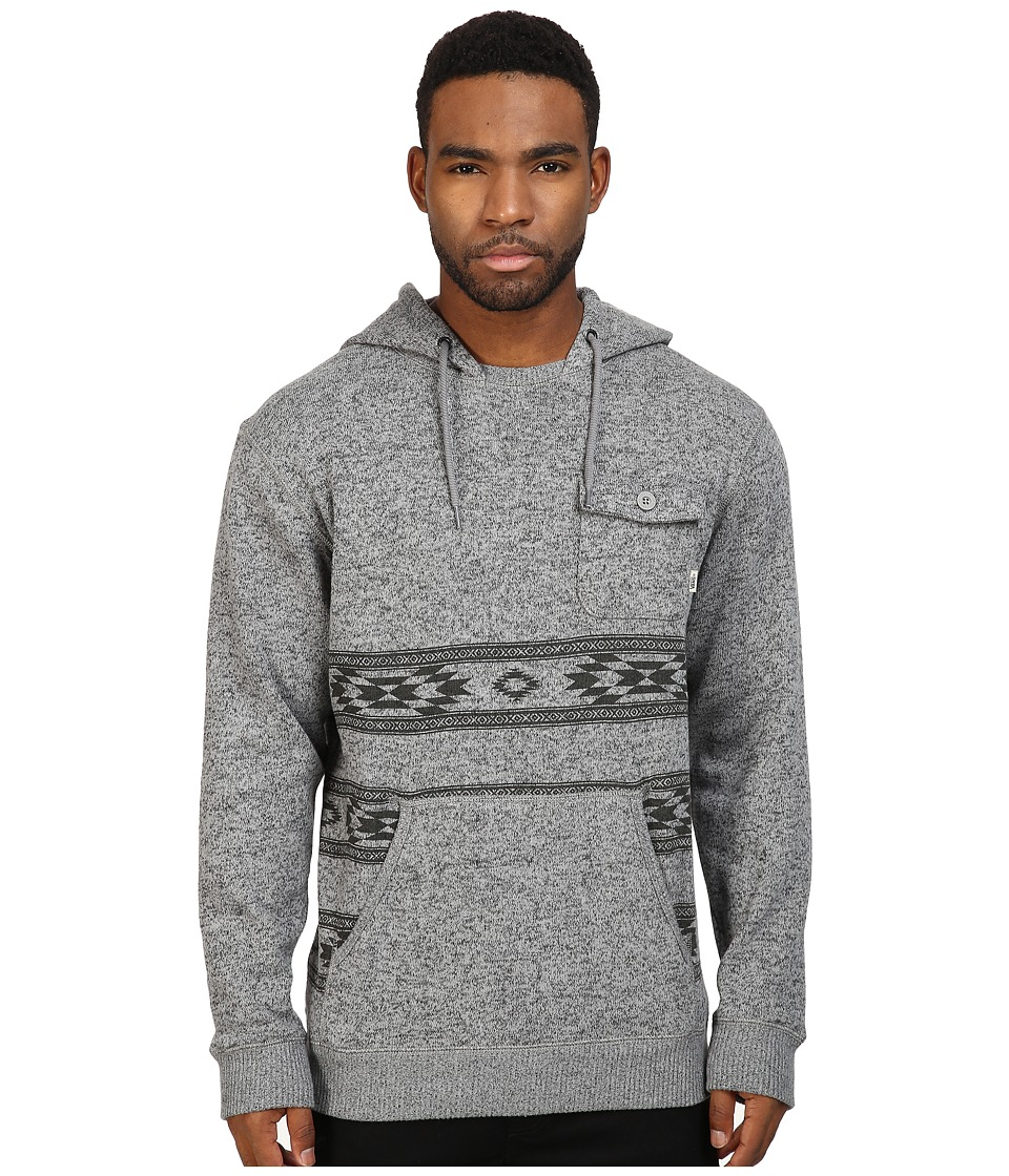 Vans Subtropic Fleece (Heather Grey) Men