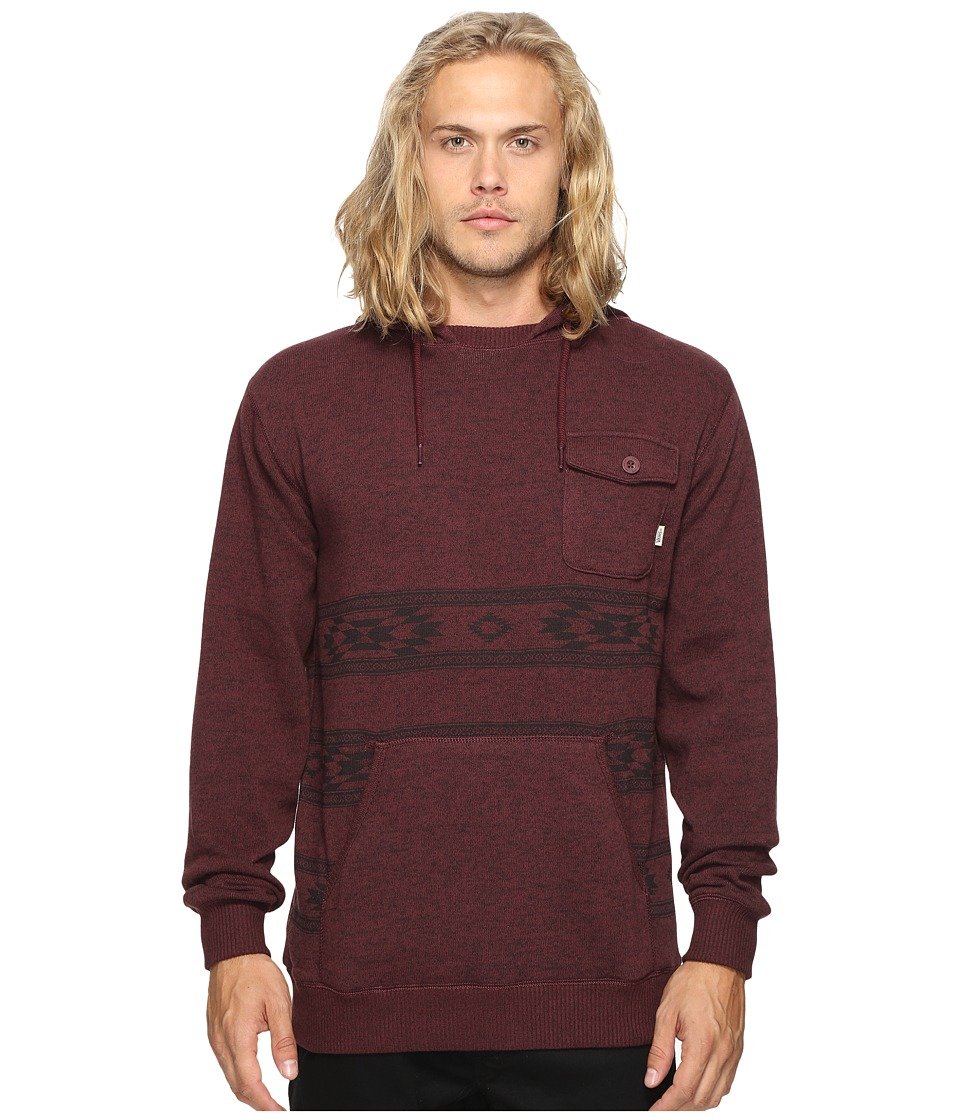 Vans - Subtropic Fleece (Port Royale Heather) Men's Fleece