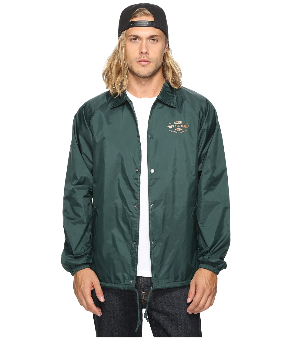 Vans - Torrey (Green Gables) Men's Coat