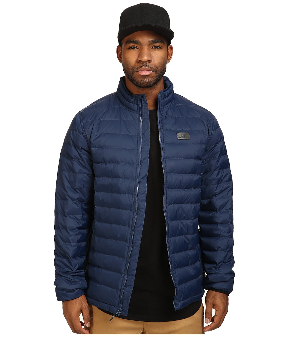 Vans - 66th Parallel Mountain Edition Jacket (Dress Blues) Men's Coat