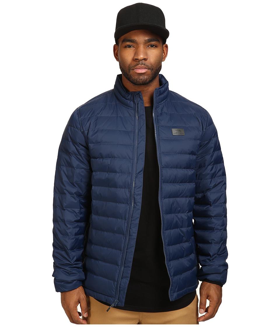 Vans - 66th Parallel Mountain Edition Jacket (Dress Blues) Men's Coat