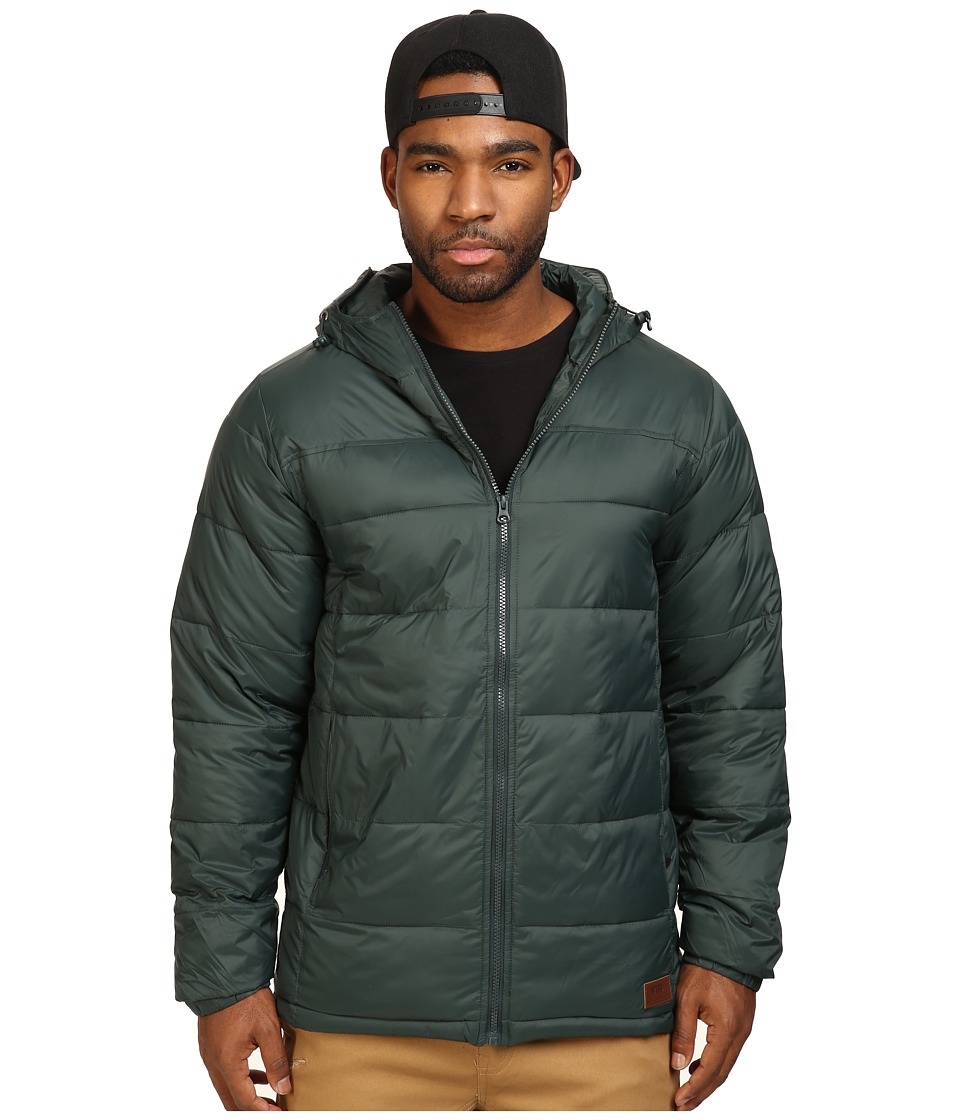 Vans - Woodcrest Mountain Edition Jacket (Green Gables) Men's Coat