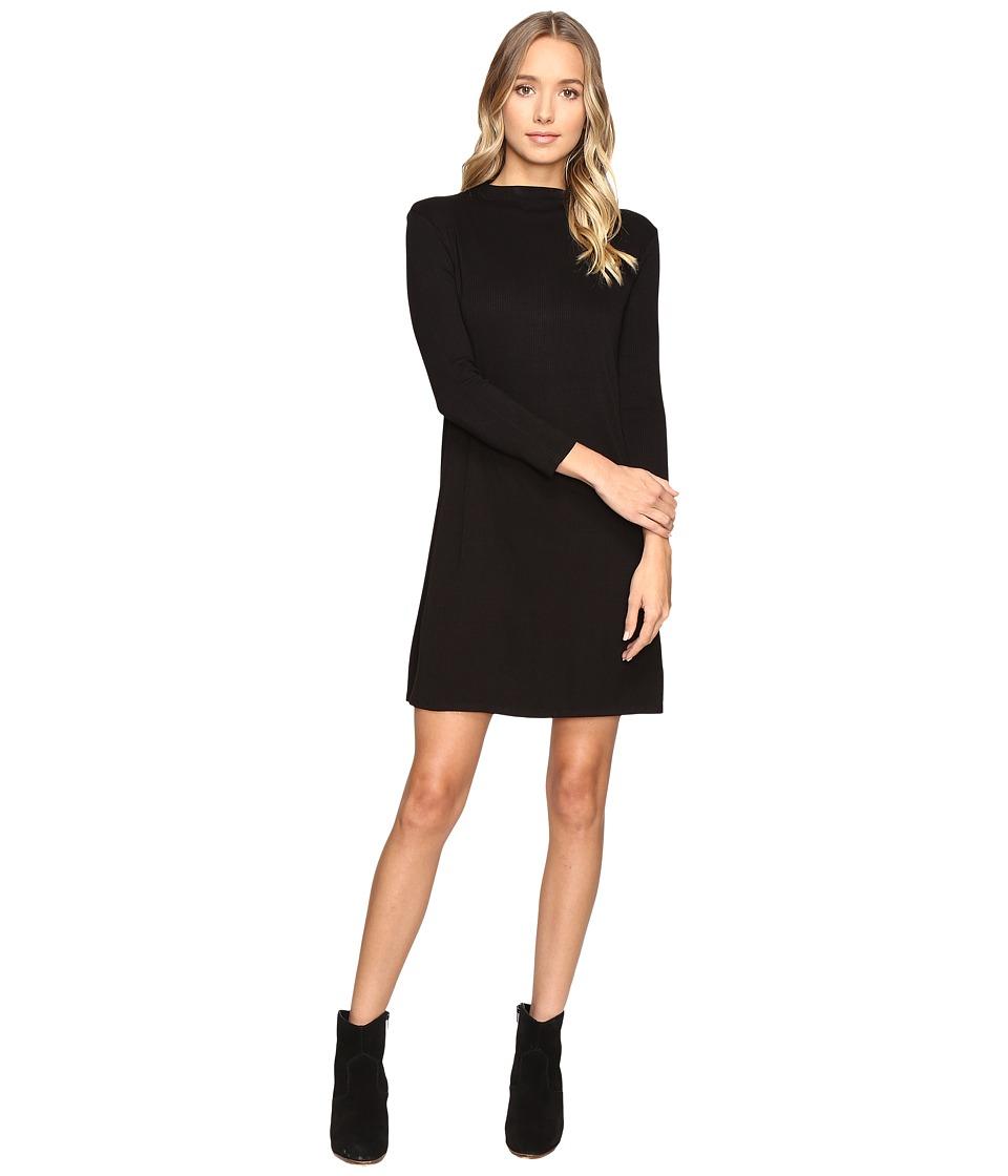 RVCA - Lasso Dress (Black) Women's Dress