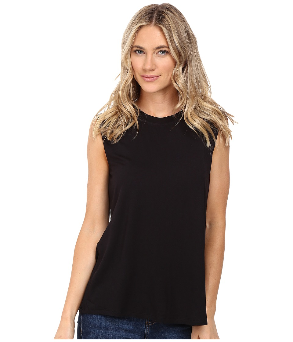 RVCA - Peripheral Tank Top (Black) Women's Sleeveless