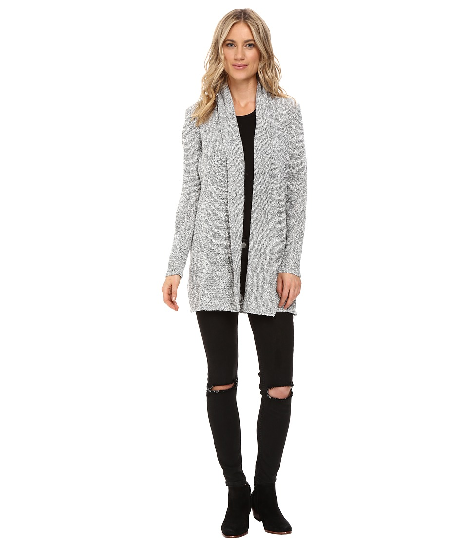 RVCA - Wrap it Cardigan (Black) Women's Sweater