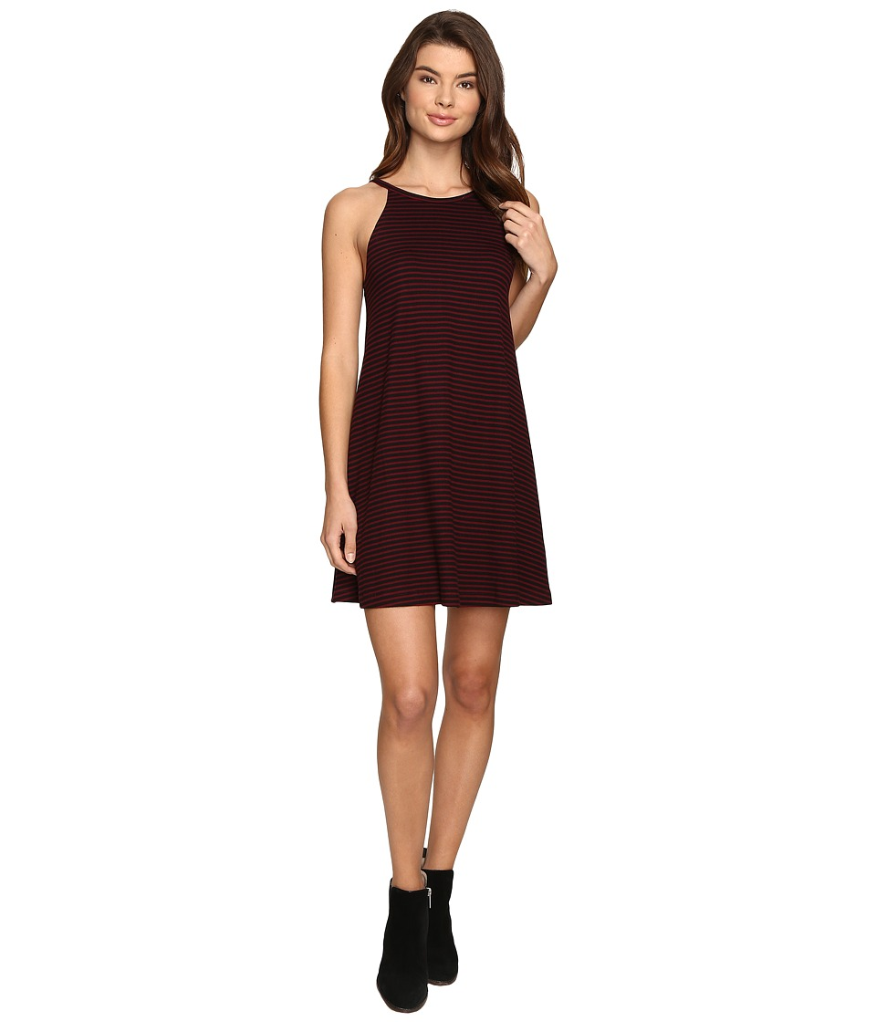 RVCA - Shellox Dress (Scarlet) Women's Dress