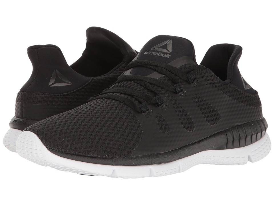 Reebok - ZPrint Her MTM (Black/Coal/White) Women's Running Shoes