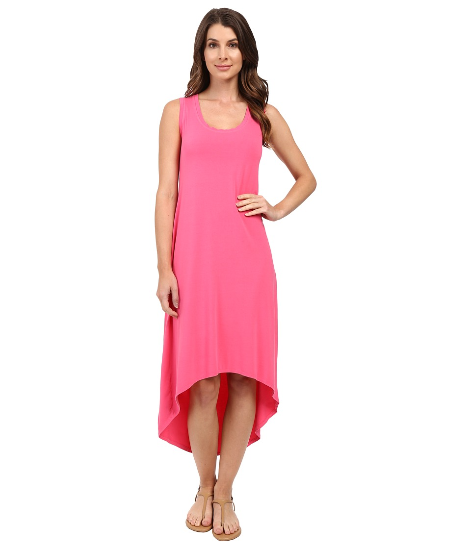 Fresh Produce - Hilo Staple Maxi Dress (Papaya Pink) Women's Dress