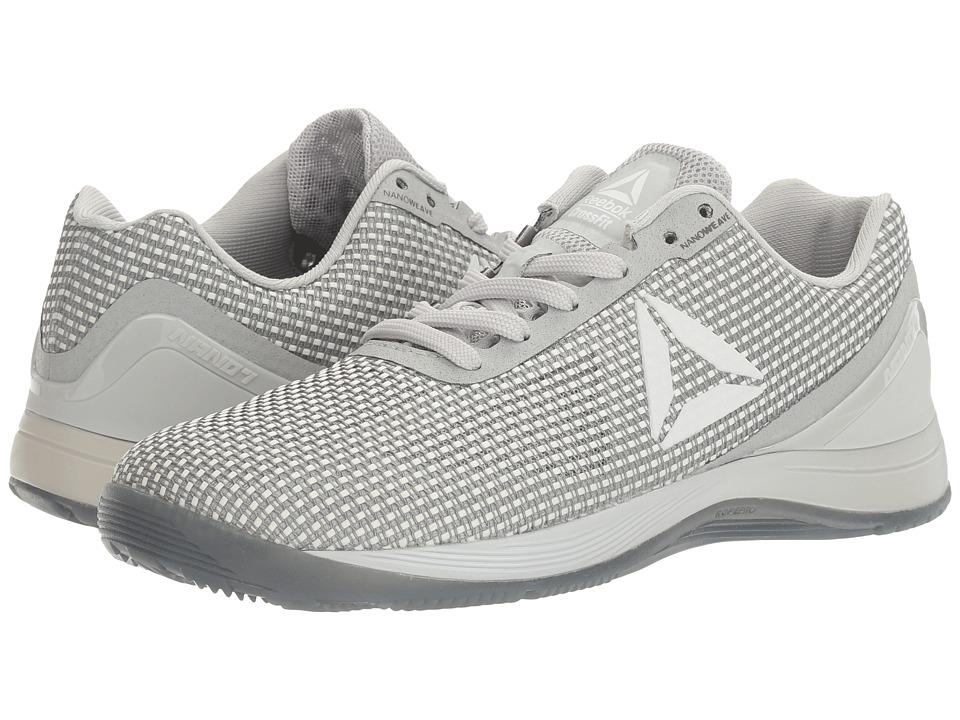Reebok - Crossfit(r) Nano 7.0 (White/Skull Grey/Black) Women's Cross Training Shoes