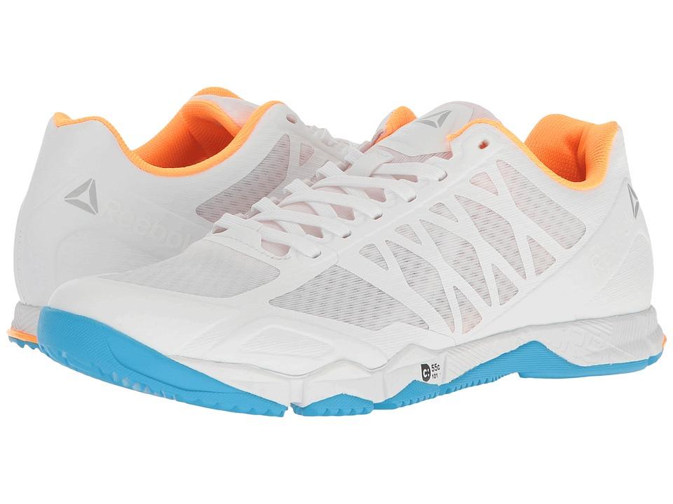 Reebok - Crossfit(r) Speed TR (Black/Ash Grey/Classic White/Rubber Gum/Pewter) Women's Cross Training Shoes