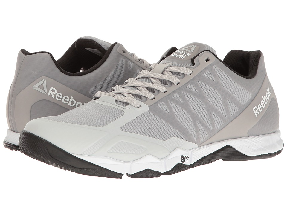 Reebok Crossfit(r) Speed TR (Steel/White/Black/Silver) Women