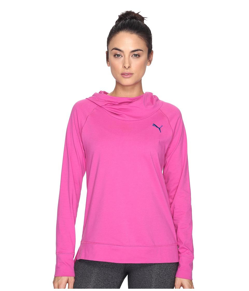 PUMA - High Life Hoodie (Rose Violet) Women's Sweatshirt