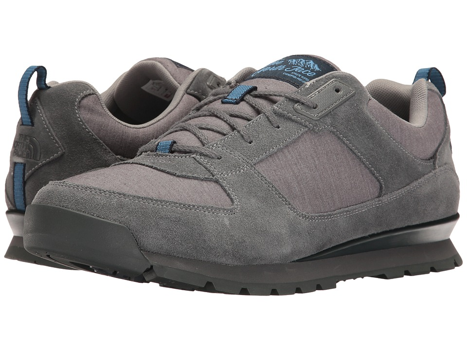 The North Face - Back-To-Berkeley Redux Low (Zinc Grey/Urban Navy (Prior Season)) Men's Lace up casual Shoes