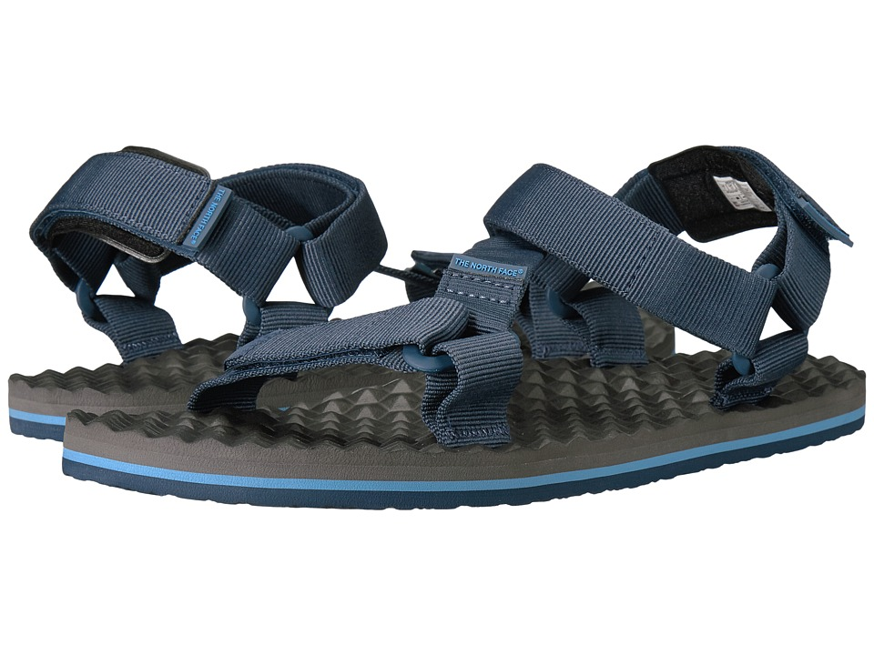 The North Face - Base Camp Switchback Sandal (Shady Blue/Cendre Blue) Men's Sandals