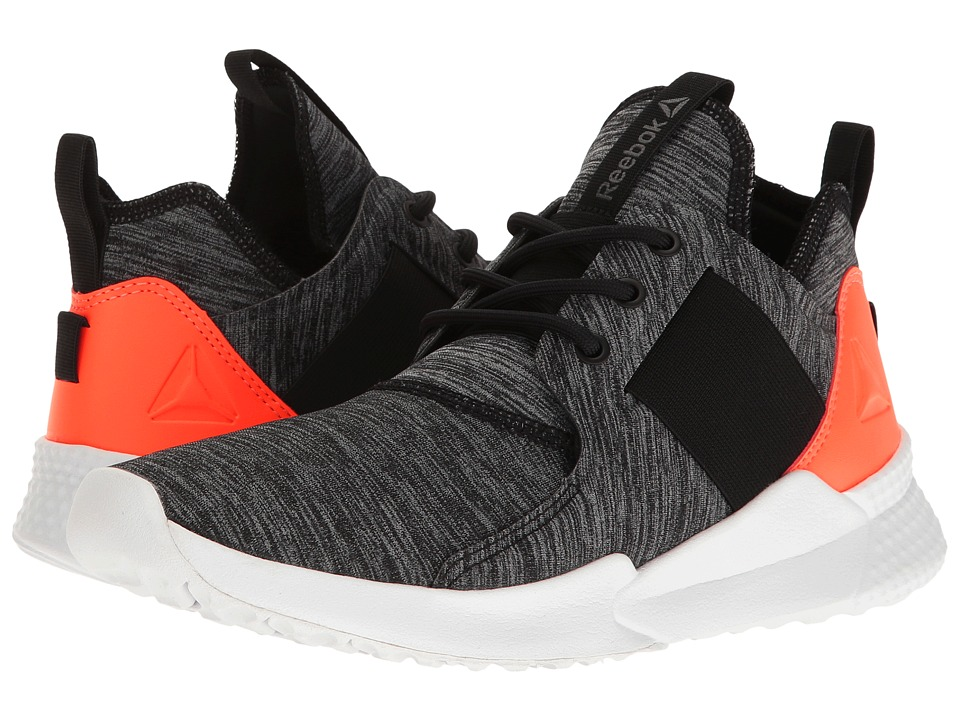 Reebok Pilox 1.0 (Black/Vitamin C/Ash Grey/White) Women