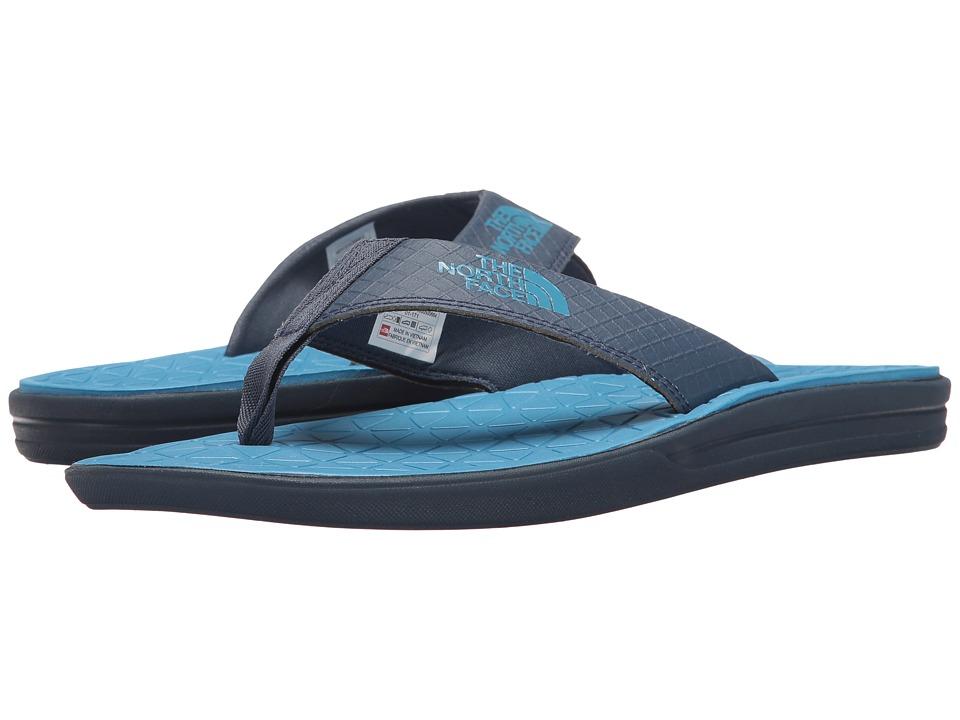 The North Face - Base Camp Lite Flip Flop (Shady Blue/Cendre Blue (Prior Season)) Men's Sandals