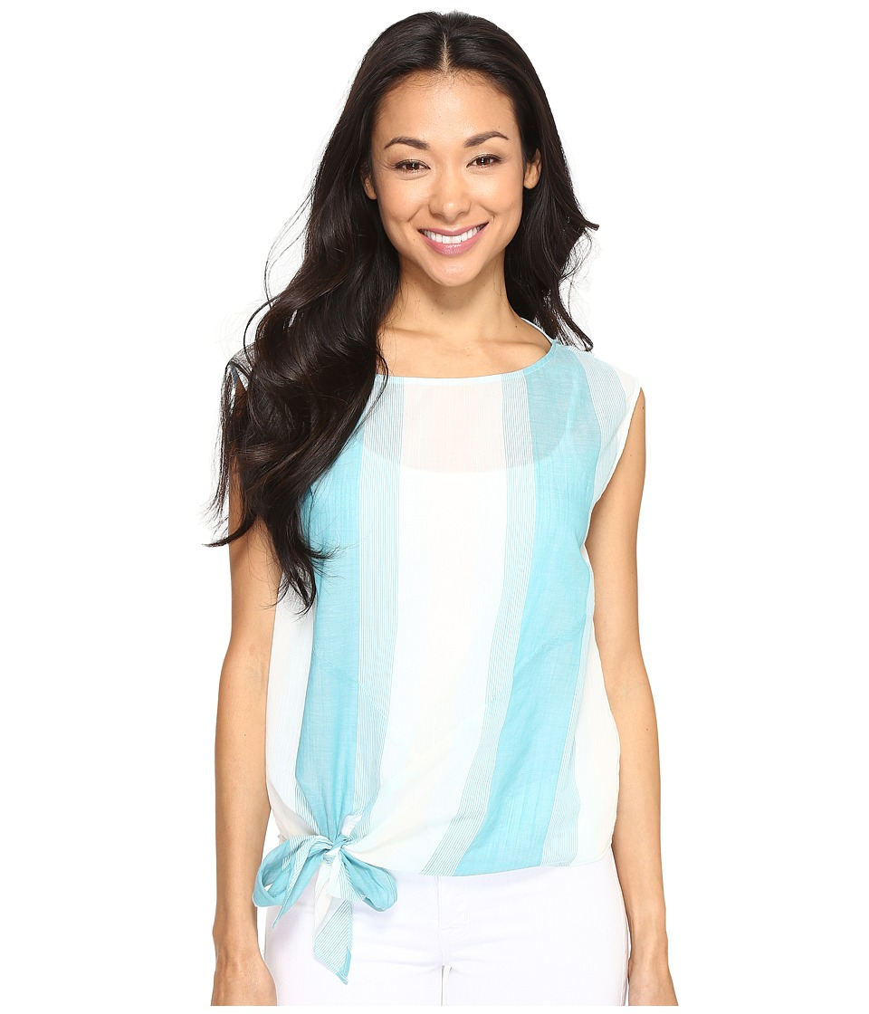 Tommy Bahama - La Bamba Sleeveless Top (Tranquil Teal) Women's Sleeveless
