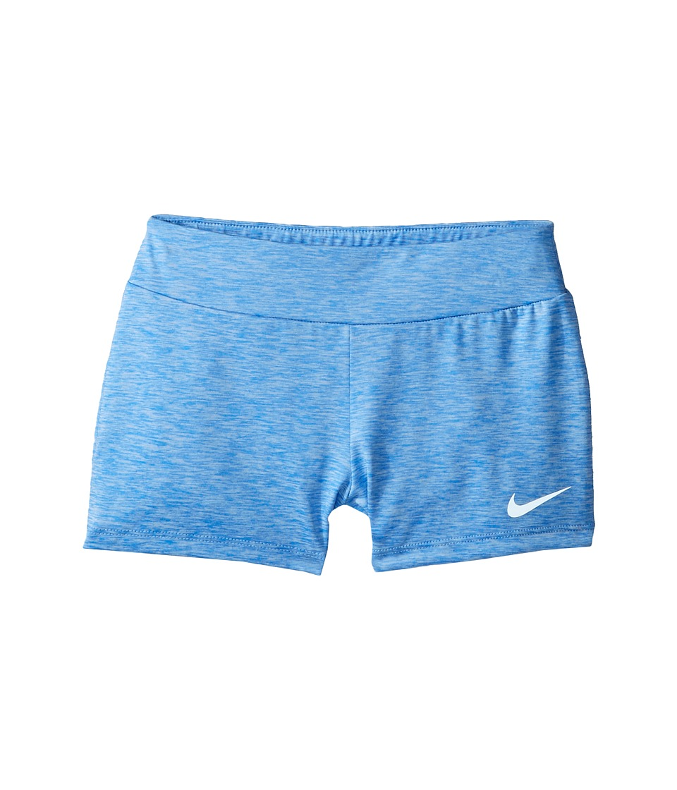 Nike Kids - Dri-FIT Sport Heather Short (Little Kids) (Chalk Blue Heather) Girl's Shorts