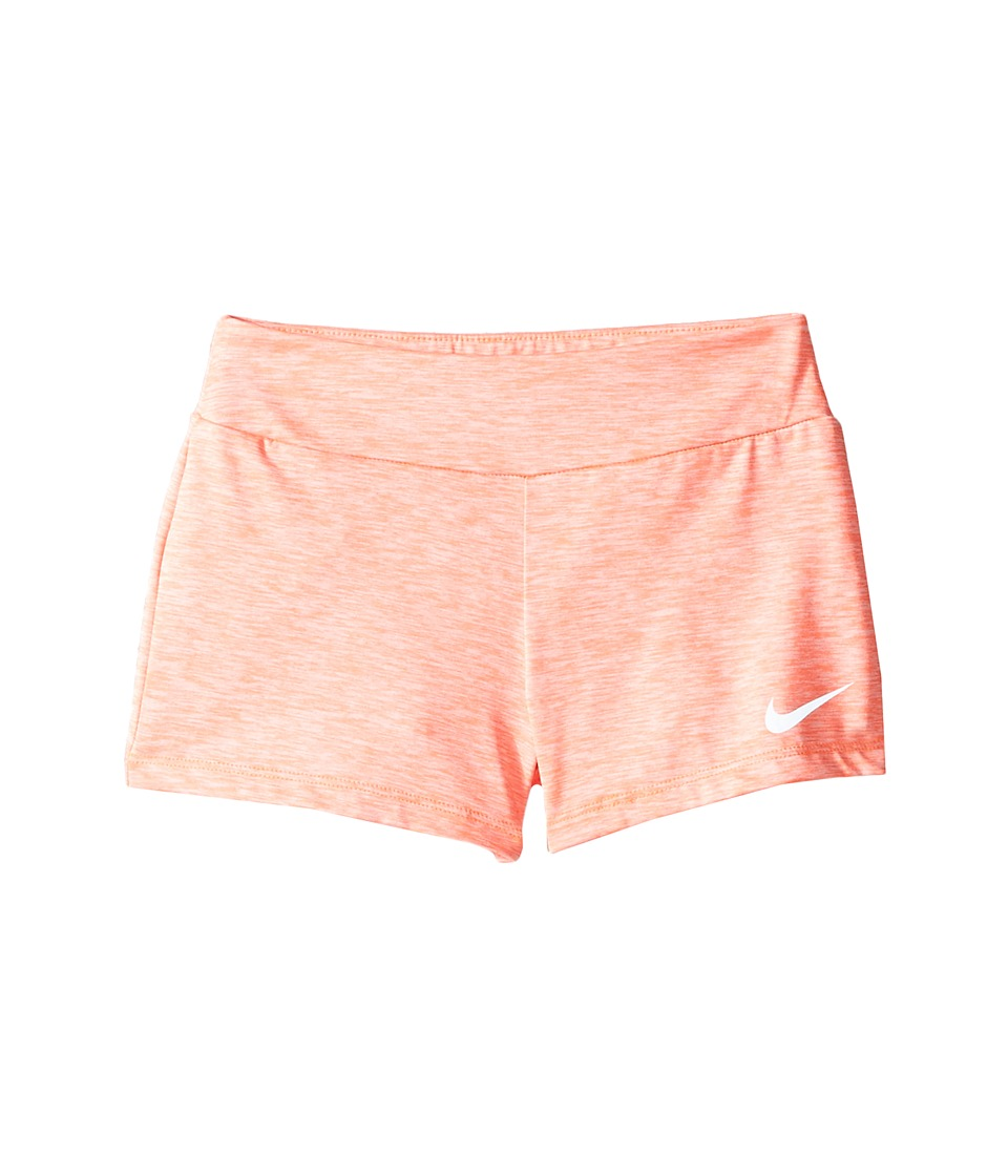 Nike Kids - Dri-FIT Sport Heather Short (Little Kids) (Mango Heather) Girl's Shorts
