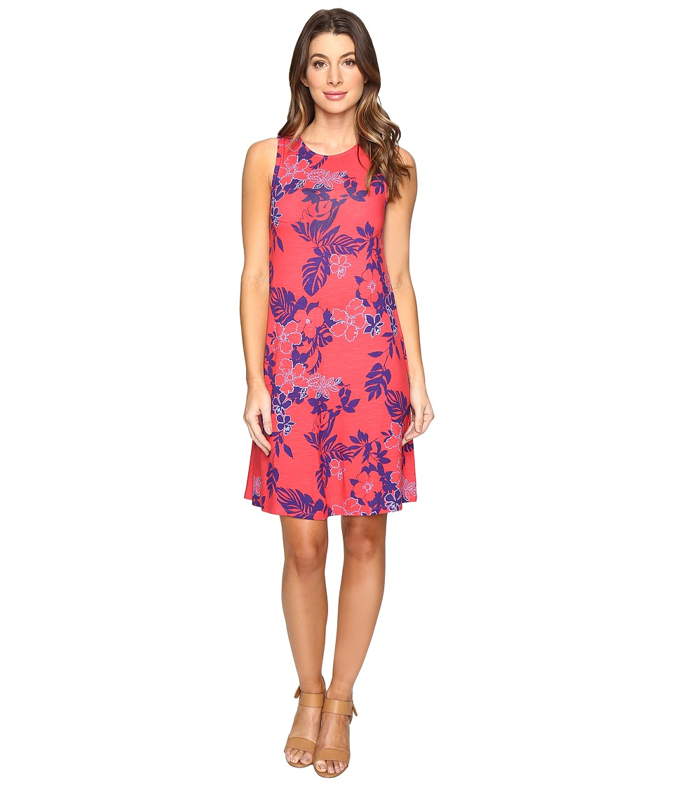 Tommy Bahama - Flora Nova Sleeveless Short Dress (Cherry Tomato) Women's Dress