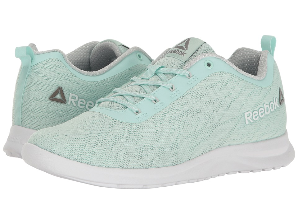 Reebok - Walk Ahead MT (Mist/Skull Grey/White) Women's Walking Shoes