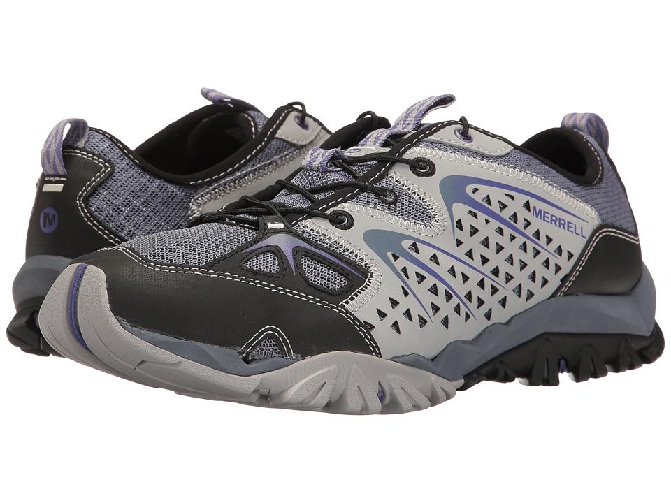 Merrell - Capra Rapid (Sleet) Women's Shoes
