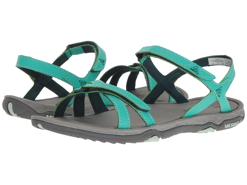 Merrell - Enoki 2 Strap (Atlantis) Women's Sandals