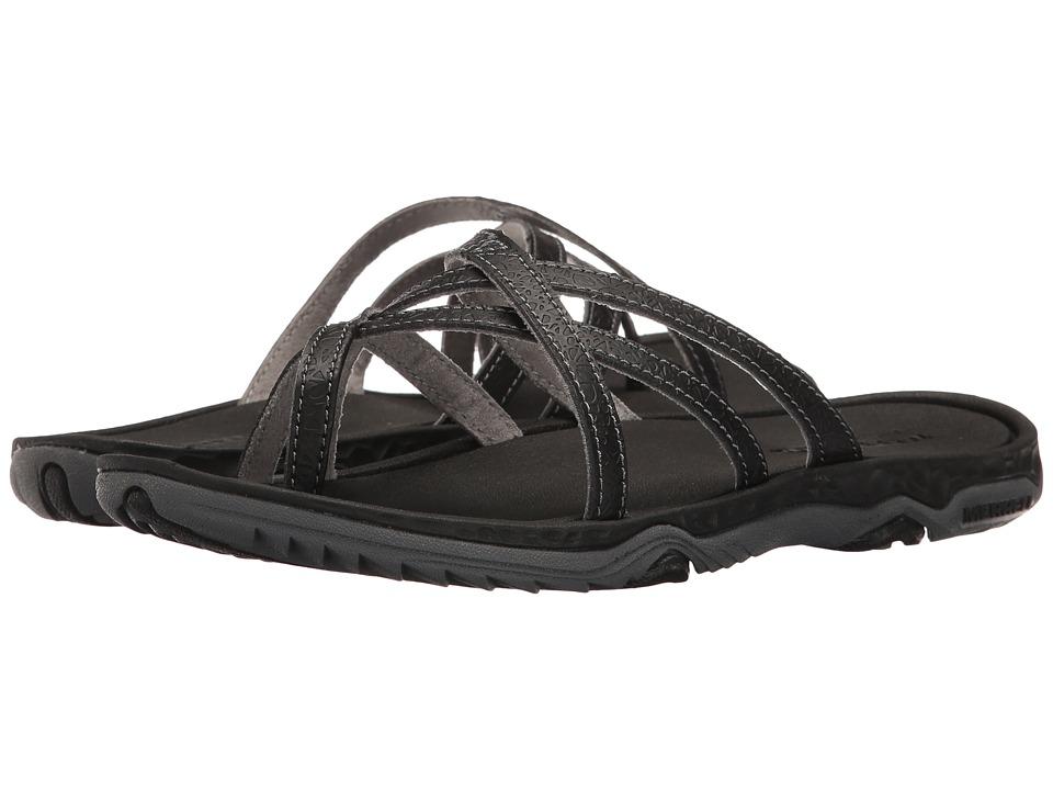Merrell - Enoki 2 Flip (Black) Women's Sandals