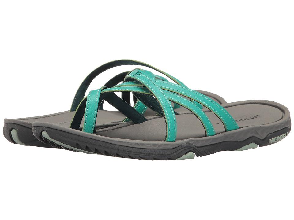 Merrell - Enoki 2 Flip (Atlantis) Women's Sandals