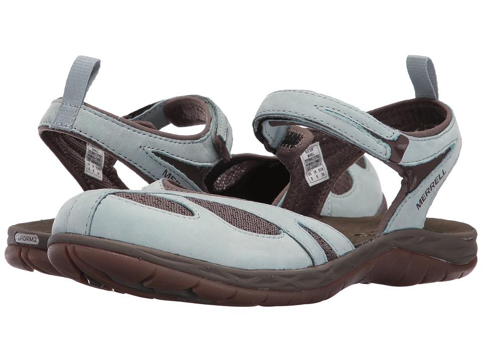 Merrell - Siren Wrap Q2 (Blue Surf) Women's Sandals