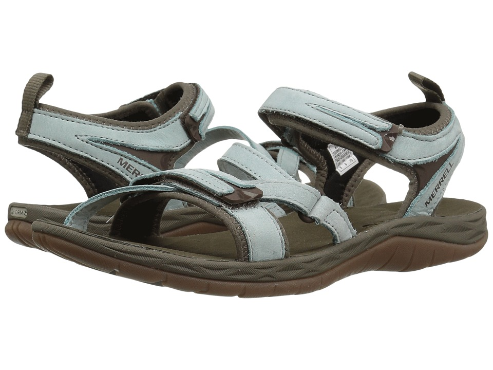 Merrell - Siren Strap Q2 (Blue Surf) Women's Sandals