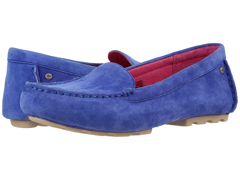 UGG - Milana (Azul) Women's Dress Flat Shoes