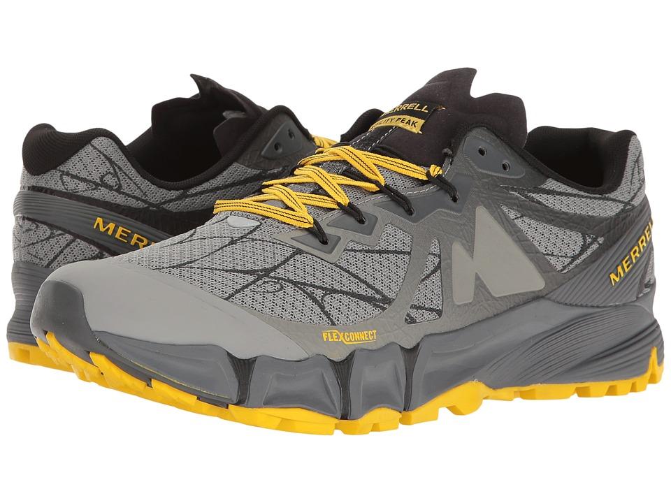Merrell - Agility Peak Flex (Merrell Orange) Men's Shoes