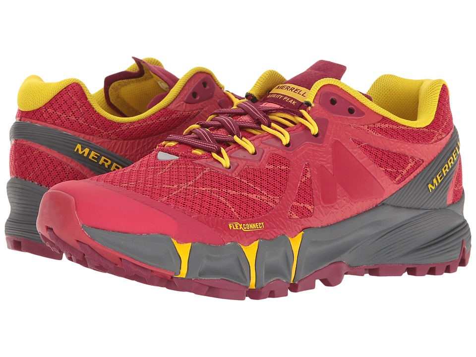 Merrell - Agility Peak Flex (Ski Patrol) Women's Shoes