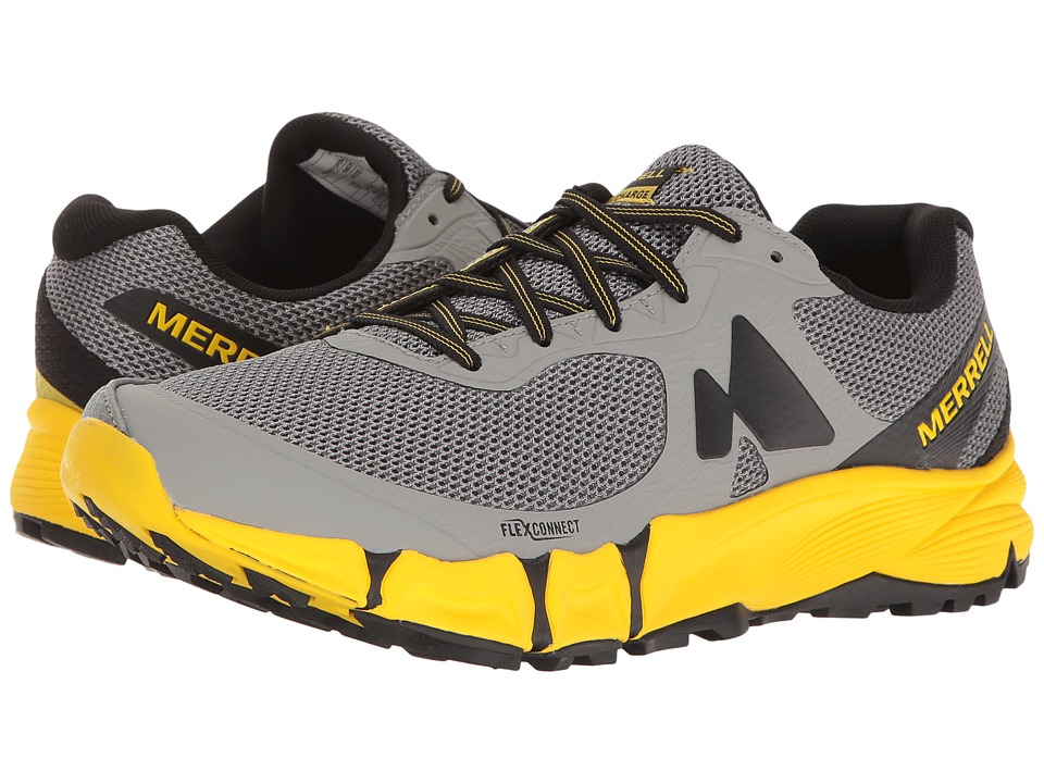 Merrell - Agility Charge Flex (Wild Dove) Men's Shoes