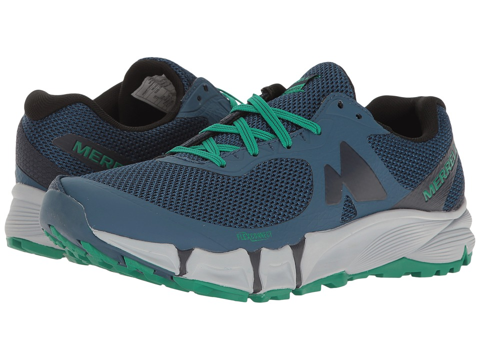 Merrell - Agility Charge Flex (Navy) Men's Shoes