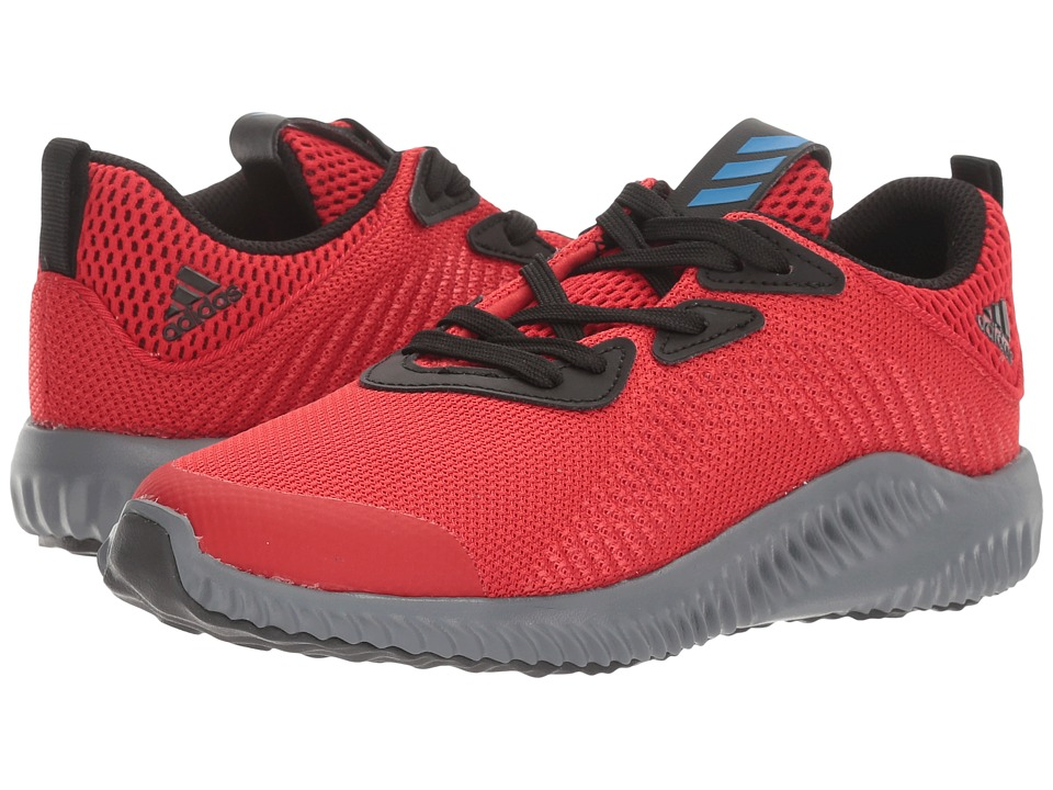 adidas Kids Alphabounce (Little Kid) (Scarlet/Blue/Core Black) Boys