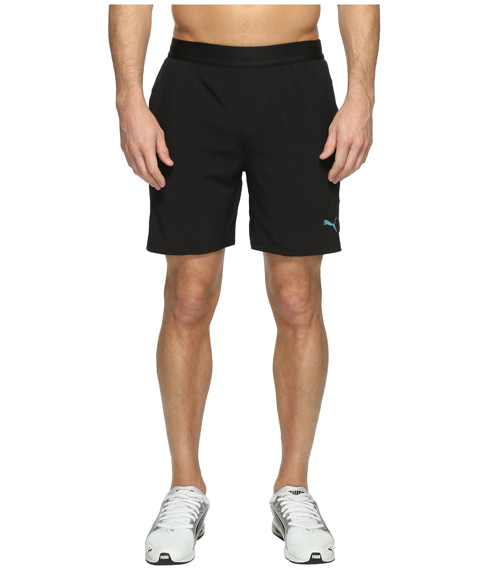 PUMA - Nightcat 7 Shorts (PUMA Black) Men's Shorts