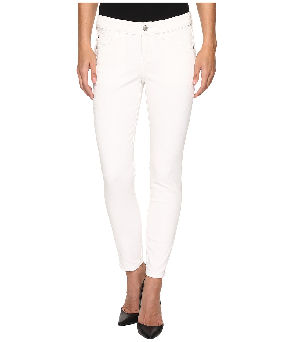 Tommy Bahama - Ana Twill Ankle Pants (White) Women's Casual Pants
