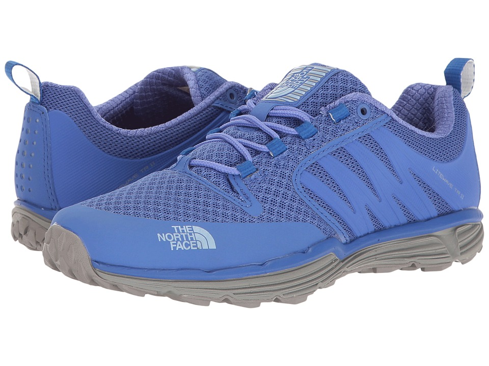 The North Face - Litewave TR II (Amparo Blue/Chambray Blue) Women's Shoes