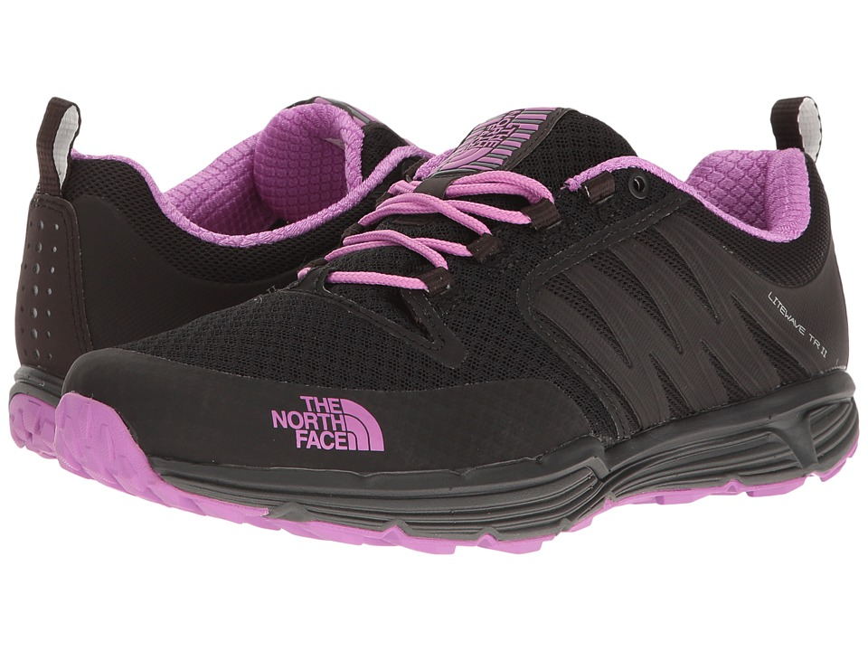 The North Face Litewave TR II (TNF Black/Sweet Violet) Women