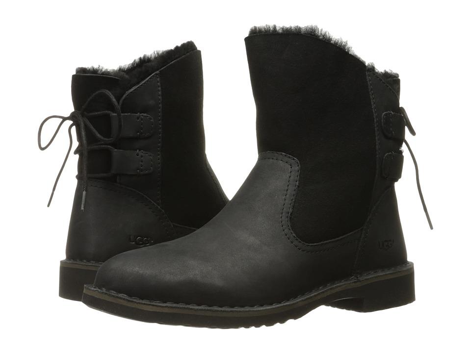 UGG - Naiyah (Black) Women's Boots