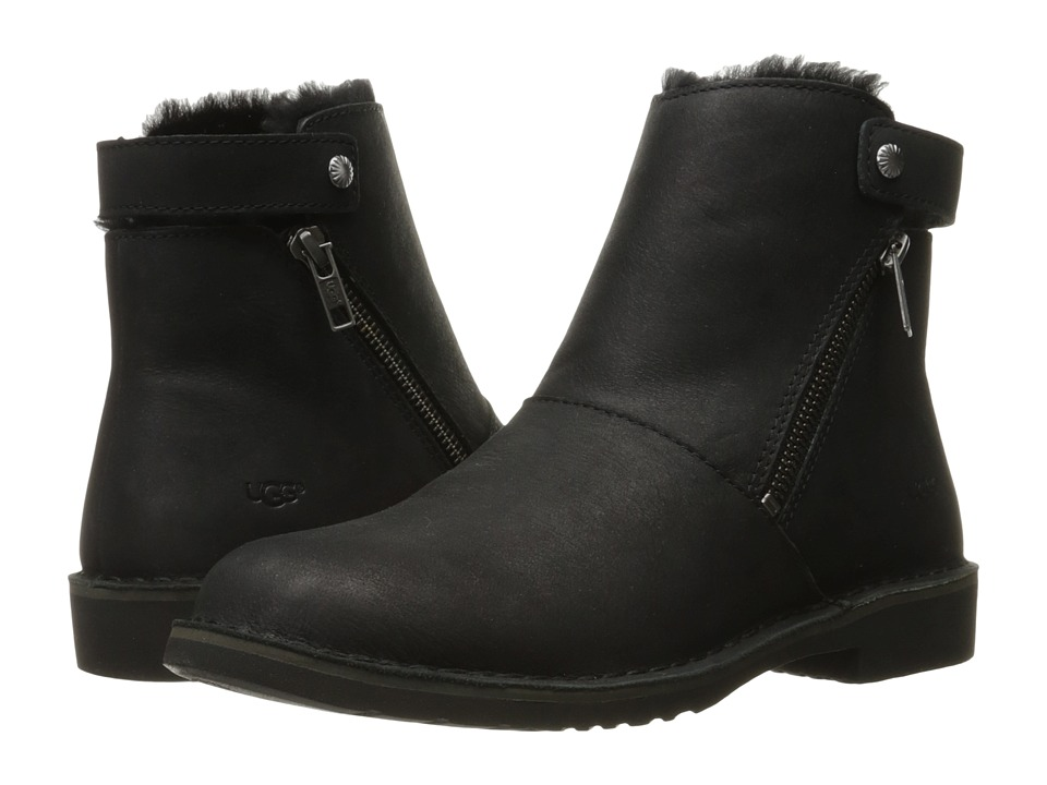 UGG Kayel Leather (Black) Women