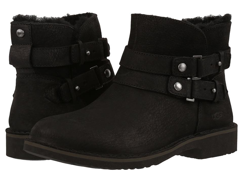 UGG - Aliso (Black) Women's Boots